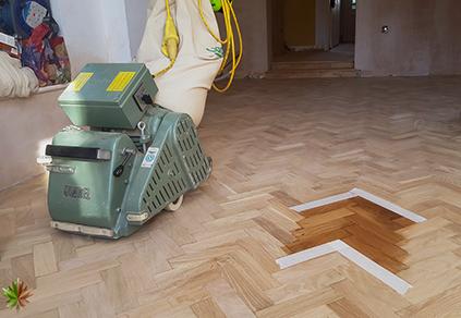 Surrey Flooring Services In London Sanding Instalation