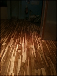 wood floor renowation