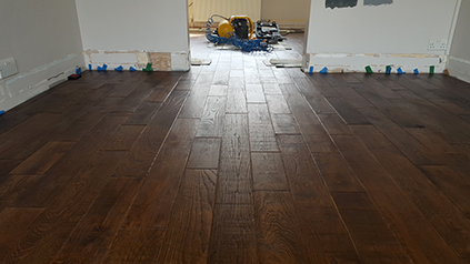 hardwood floor installation surrey