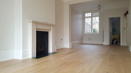 wood floor restoration surrey